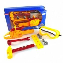 Paw Patrol Tool Set - Mainan peralatan tukang kayu