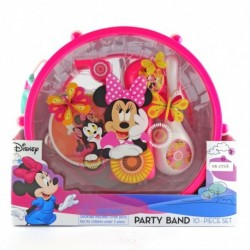 Minnie Party Band - Mainan set alat musik