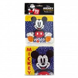 Puzzle 2 in 1 Mickey 90 Years A