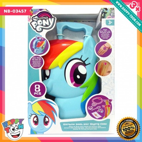 My Little Pony - Rainbow Dash Hair Styling Case