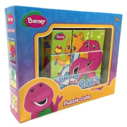 Barney Puzzle Cube