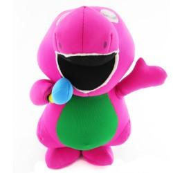 Barney Plush Bean