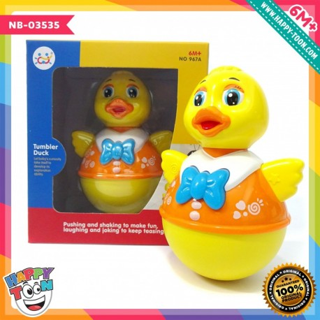 Hola - Tumbler Duck - Mainan Bebek