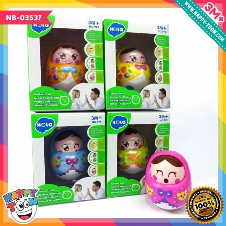 Hola - Tumbler Doll - Mainan Boneka Tumbler