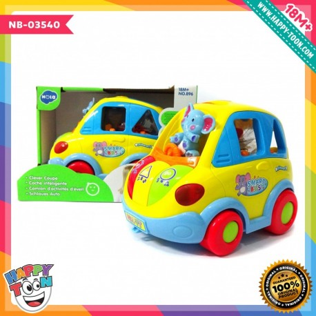Hola - Clever Coupe - Mainan mobil kecil