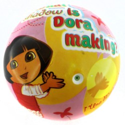 "Bola PVC Dora 6"" - Play Shadow"