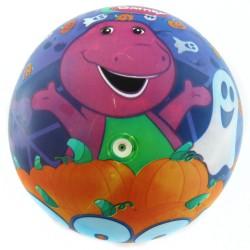 "Bola PVC Barney 9"" - Haloween"