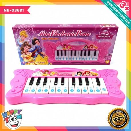 Disney Princess - Mini Electronic Piano