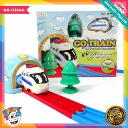 Go Train - Electric Mini Train