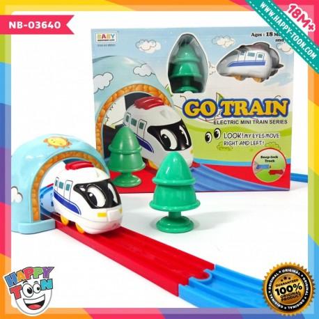 Go Train - Electric Mini Train