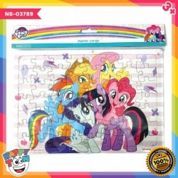 Puzzle Large My Little Pony - Pink