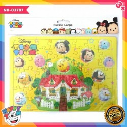 Puzzle Large Tsum Tsum - Clubhouse