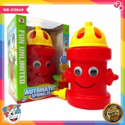 Automatic Sprinkle - Fun Unlimited - Mainan Hydran Air
