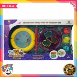 Baby Educational Drum - Mainan drum anak