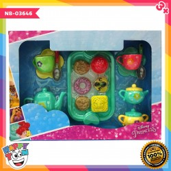Disney Princess Tea Set - Mainan Jamuan Teh
