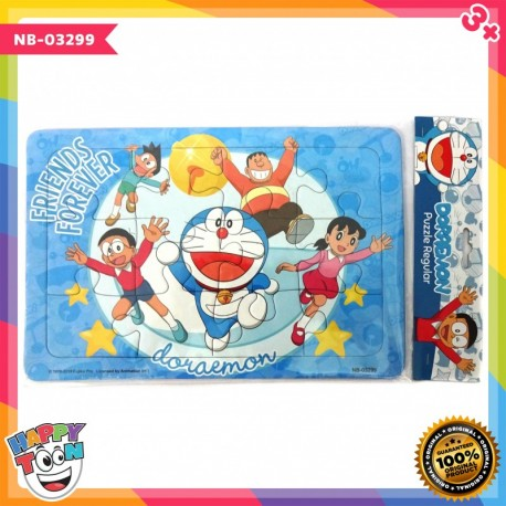 Puzzle Regular - Doraemon Friend Forever