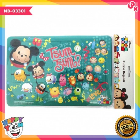 Puzzle Regular - Do you Tsum Tsum