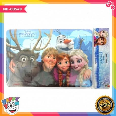 Puzzle Regular - Frozen Selphie