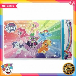 Puzzle Regular - My Little Pony