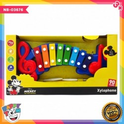 Mickey Mouse Rainbow Xylophone