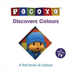 Pocoyo StoryBook - Discovers Colours