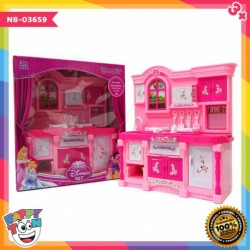 Disney Princess Kitchen Design
