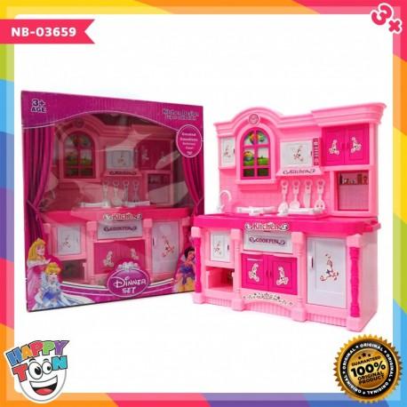 Disney Princess Kitchen Design