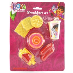 Dora Breakfast Set