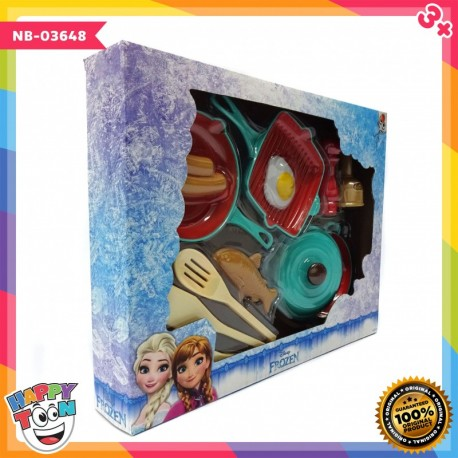 Frozen Cooking Set