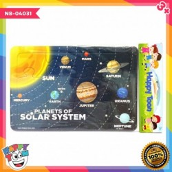 Puzzle Regular - Planet of Solar System - Planet Tata Surya