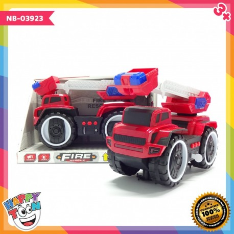 Mainan Mobil Pemadam Kebakaran Fire Rescue Truk Pemadam NB-03923