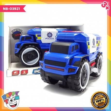 Mainan Mobil Polisi Police Car Truk Patroli Polisi NB-03921