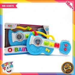 Mainan Gitar Musik Bayi Lucu dan Unik NB-03171
