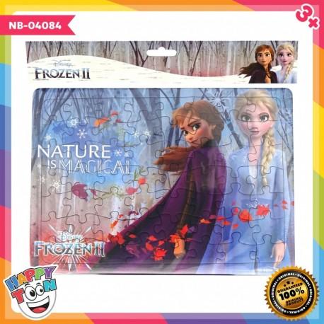 Puzzle Large - Frozen 2 - Nature is Magical