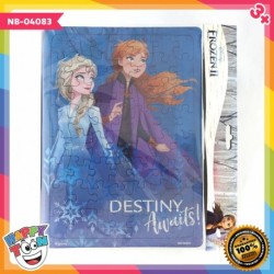 Puzzle Large - Frozen 2 - Destiny Awaits