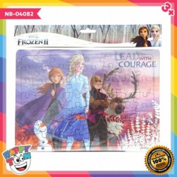 Puzzle Large - Frozen 2 - Lead with Courage