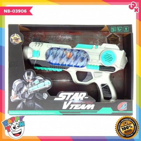 Pistol Star V team - Mainan Pistol