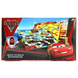 Cars Back to Back Board Game