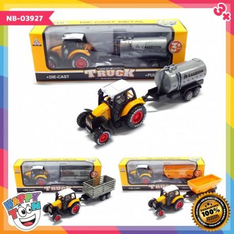 Mainan Koleksi Traktor Pengangkut - NB-03927