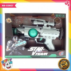 Mainan Pistol Pistolan Star Vteam - NB-03907