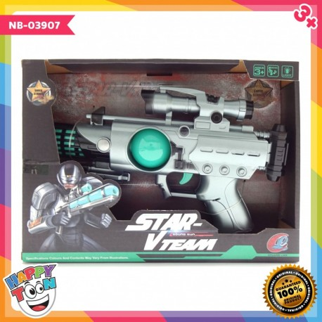 Mainan Pistol Pistolan Star Vteam - NB-03907
