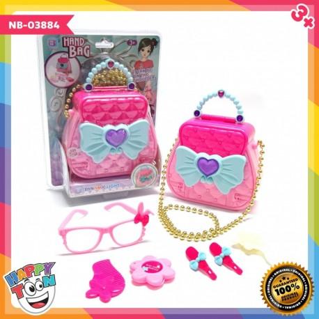 Mainan Tas Princess Beauty Set - NB-03884