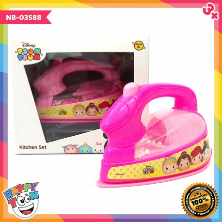 Disney Princess Kitchen Set - Iron - NB-03588
