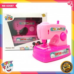 Disney Princess Kitchen Set - Sewing Machine - NB-03587