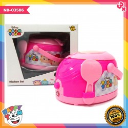 Tsum Tsum Kitchen Set - Magic Com - NB-03586