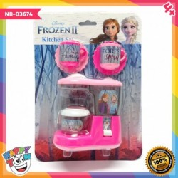 Frozen 2 Kitchen Set Toy Mainan Anak Coffee Maker - NB-03674