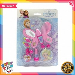 Frozen 2 Beauty Set Make Up Toy Mainan Alat Salon - NB-03637