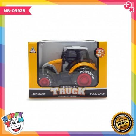 DieCast Truck - Mainan traktor - NB-03928