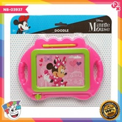 Minnie Mouse Doodle Mainan Papan Tulis NB-03937
