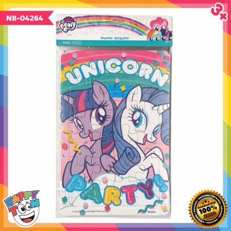 Puzzle Regular - Unicorn Party - NB-04264